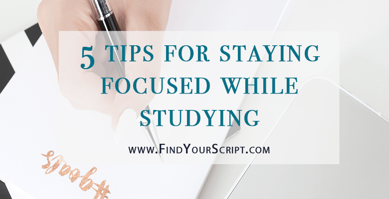 How to stay focused while studying | student help | tips & tricks | improve studying | pharmacy school help | medical school student | PA student | nursing student | USMLE Step 1 and 2 study help