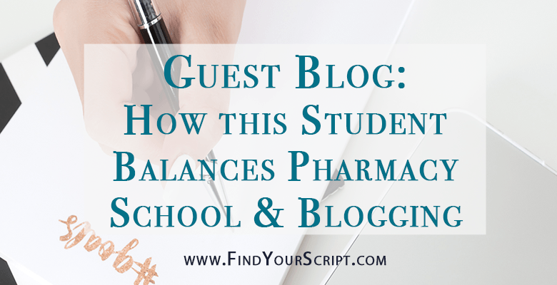 American Pharmacists Month 2017 | Guest blog | Punam Patel P4 student Thomas Jefferson College of Pharmacy | The College Catwalk Blogger | Best pharmacy student resources | NAPLEX | CPJE APPE study tools charts